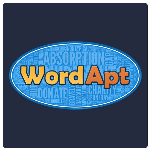 WordApt - Word Forming Game