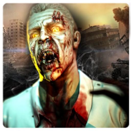 Zombie Shooting Attack & Defense World War 2017