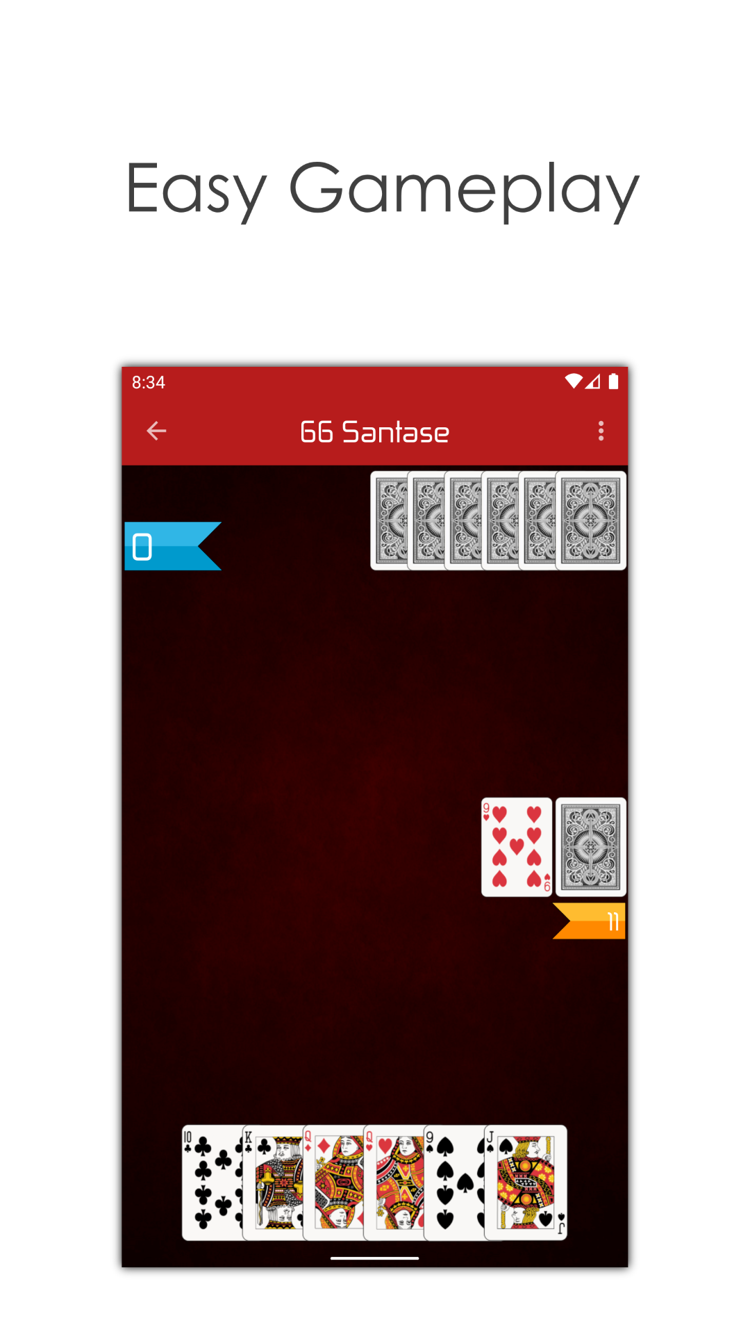 66 Santase - The Classic Card Game