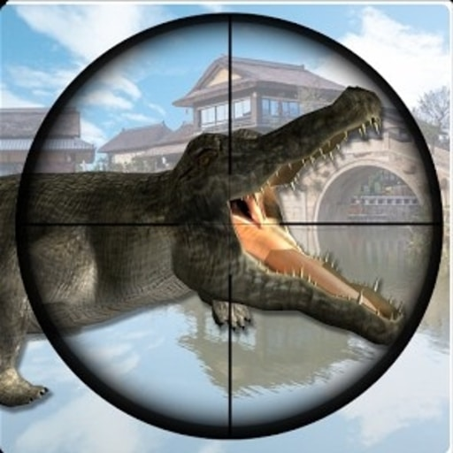 Alligator Survival Hunting 3D