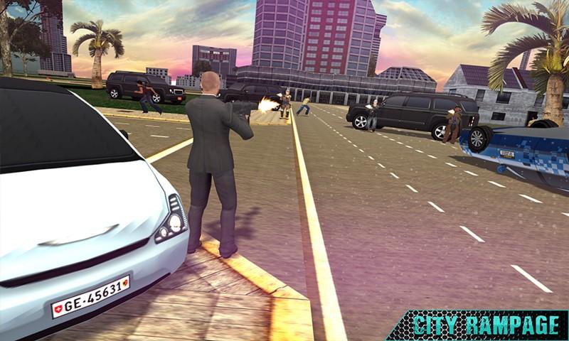 Gangster City Revenge: Mafia Battle