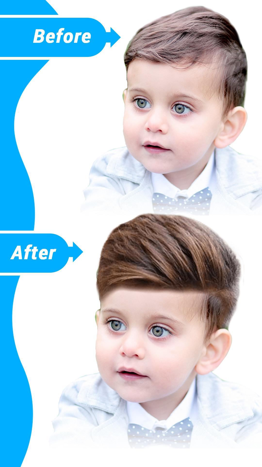Hair Style Photo Editor