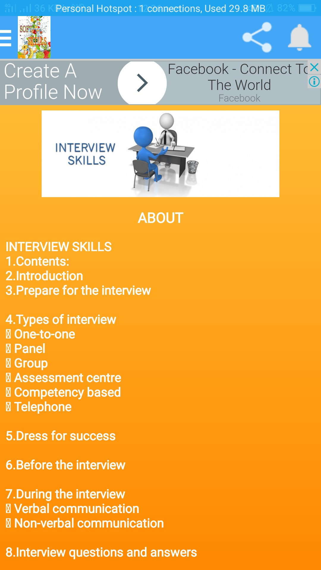 Interview Softskills