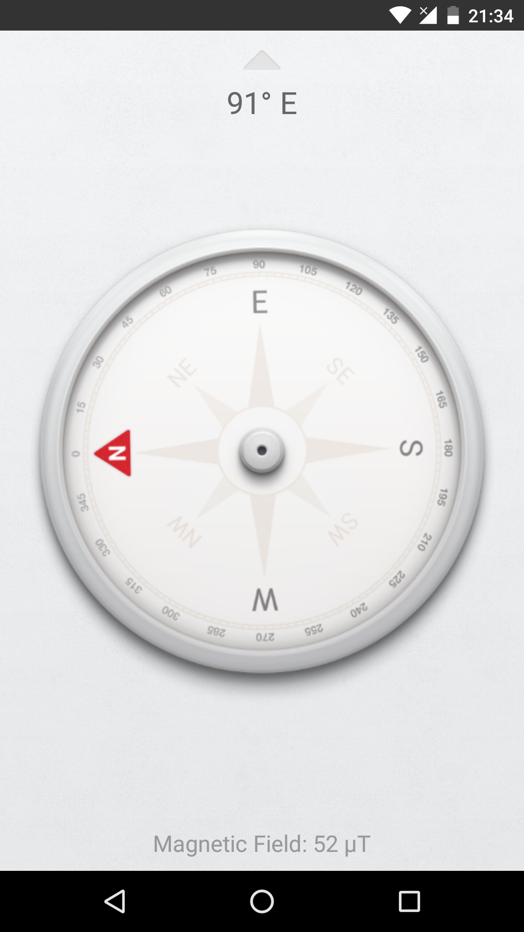 Light Compass