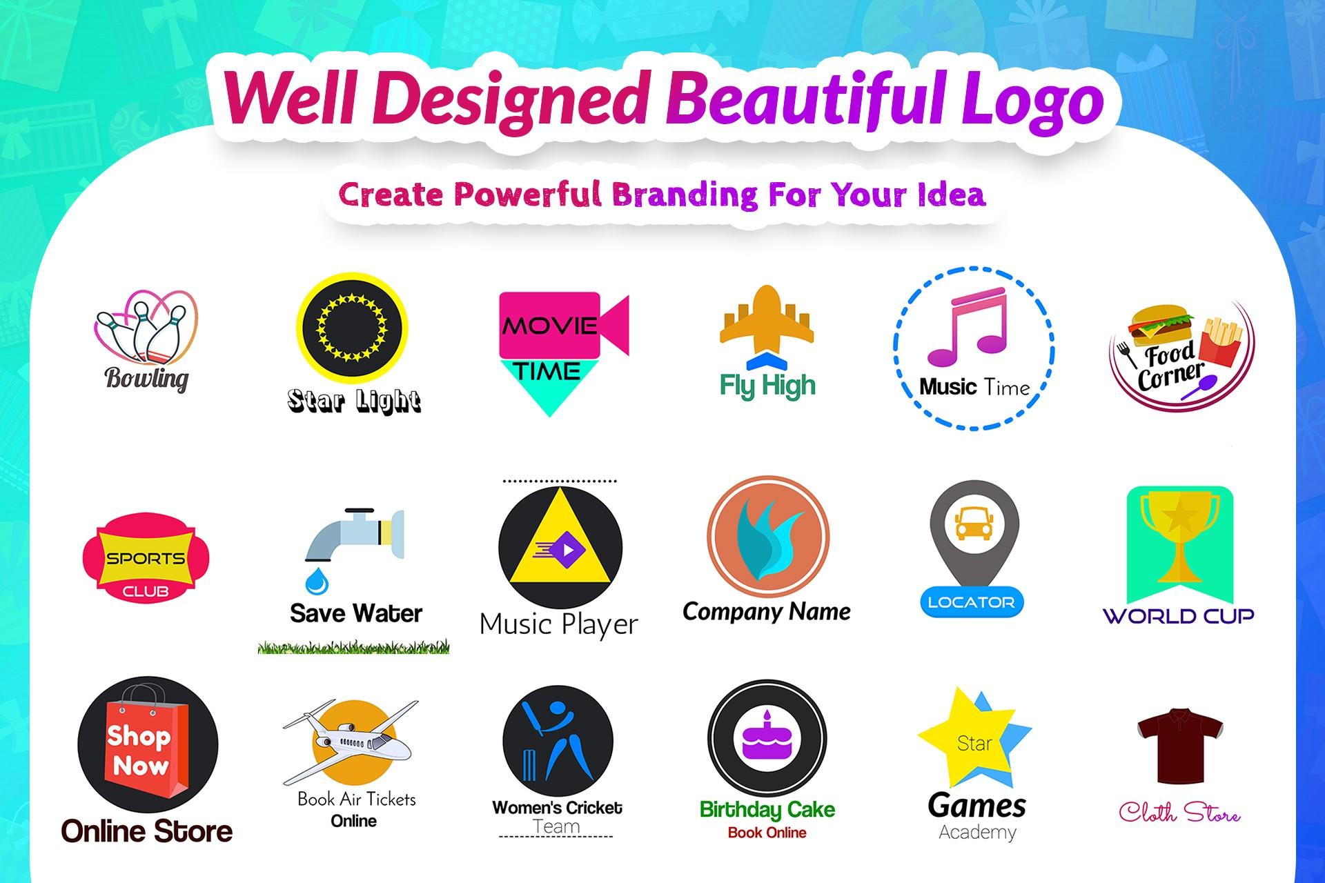 Logo designers online