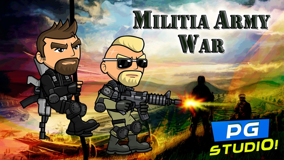Militia Army War™