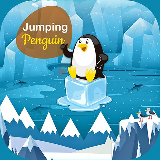 Super Jumping Penguin Adventure Iceland