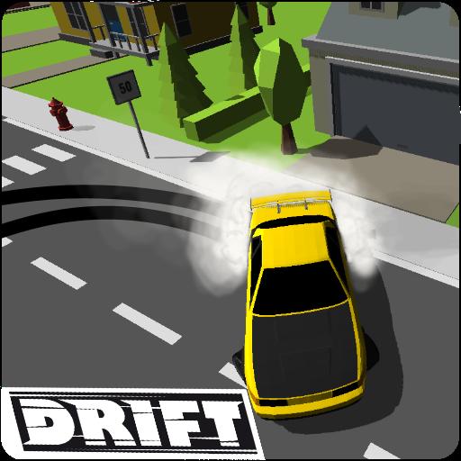 Toony Drift