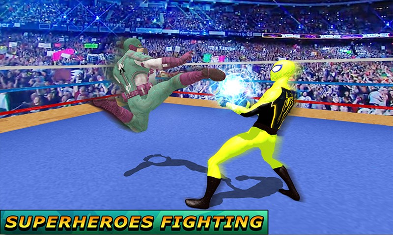 World Superhero Boxing Tournament