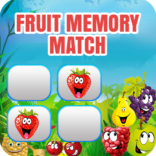 Fruit Memory Match