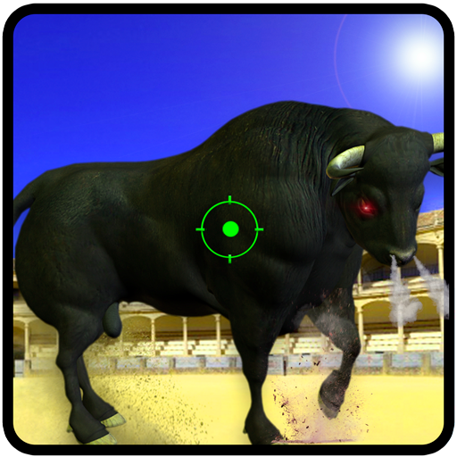 Fury Bull Fight Shooting 3D