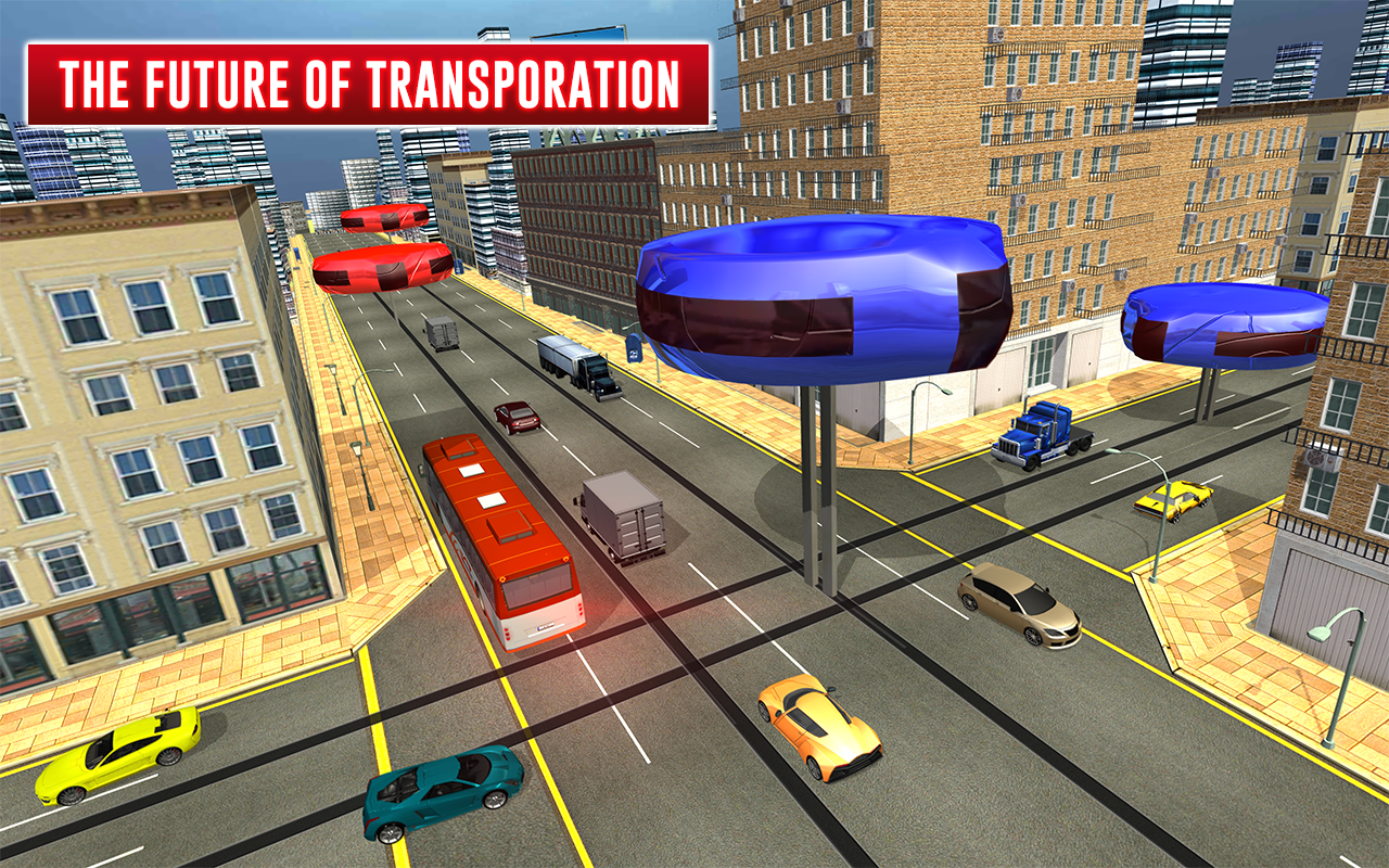 Gyroscopic bus city transporter: public transit