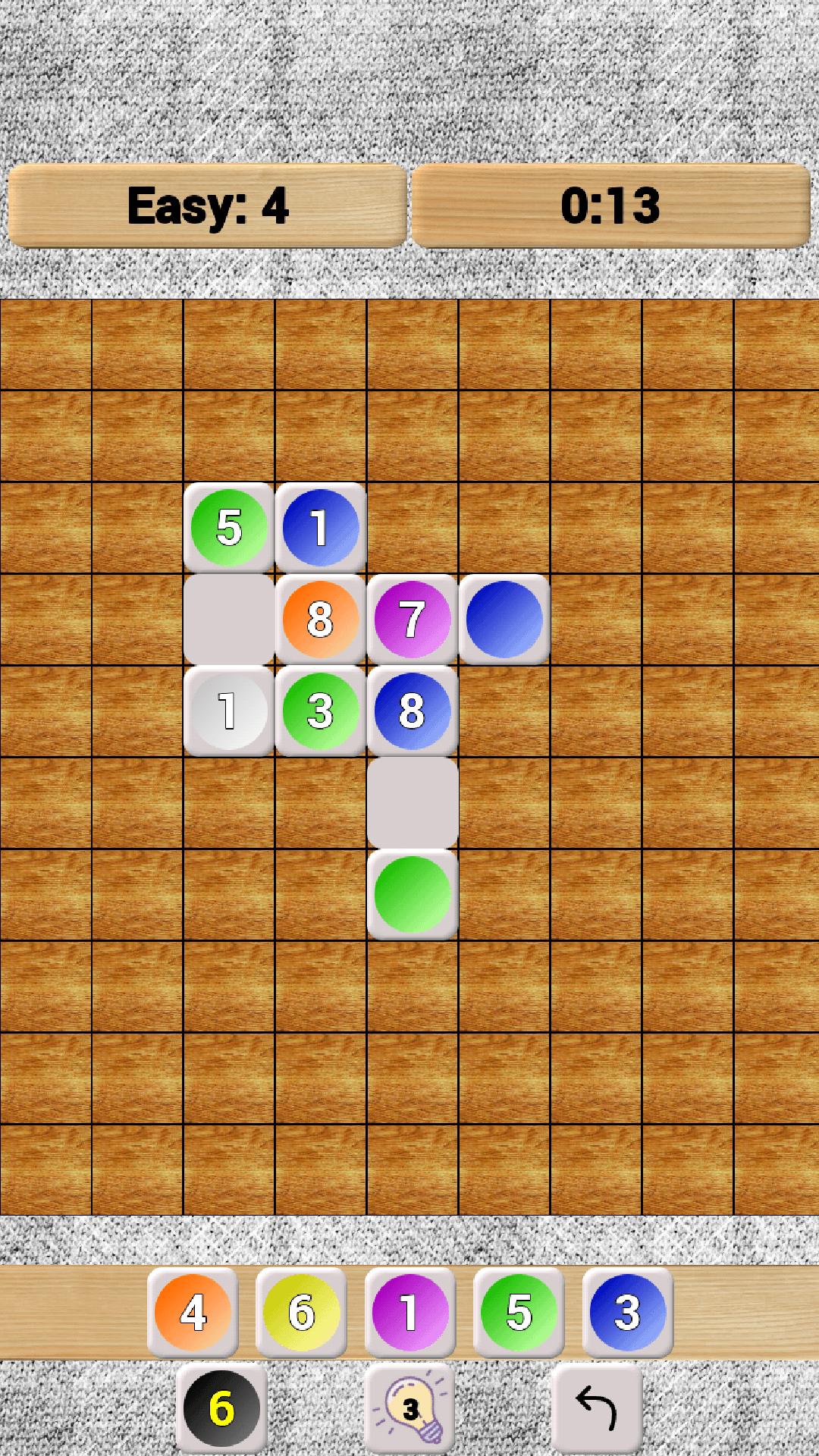 Sumoku: Scrabble + Sudoku