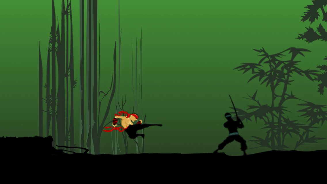 Ninja Run2:Into The Forest