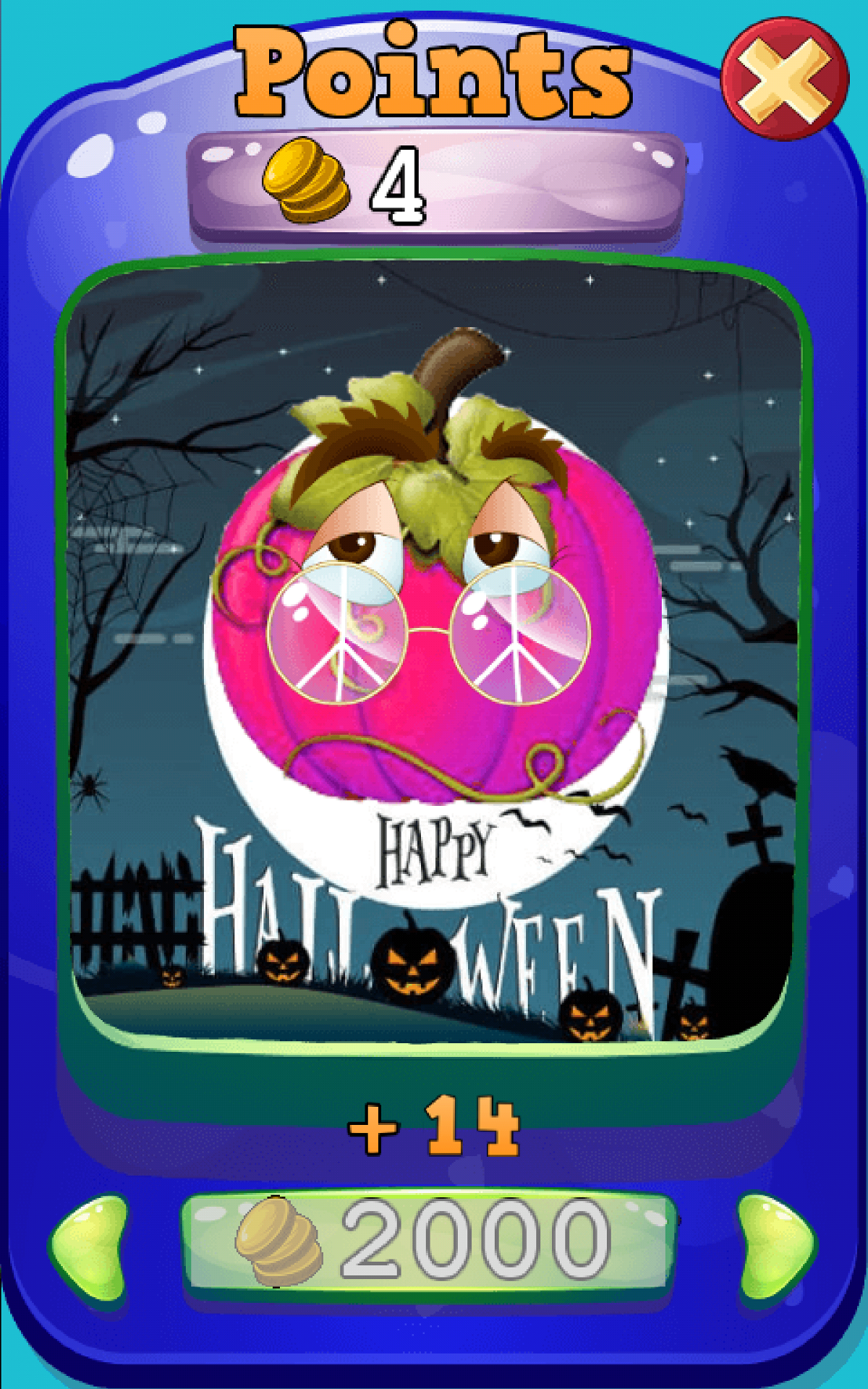 Pumpkin Burst - Halloween Game
