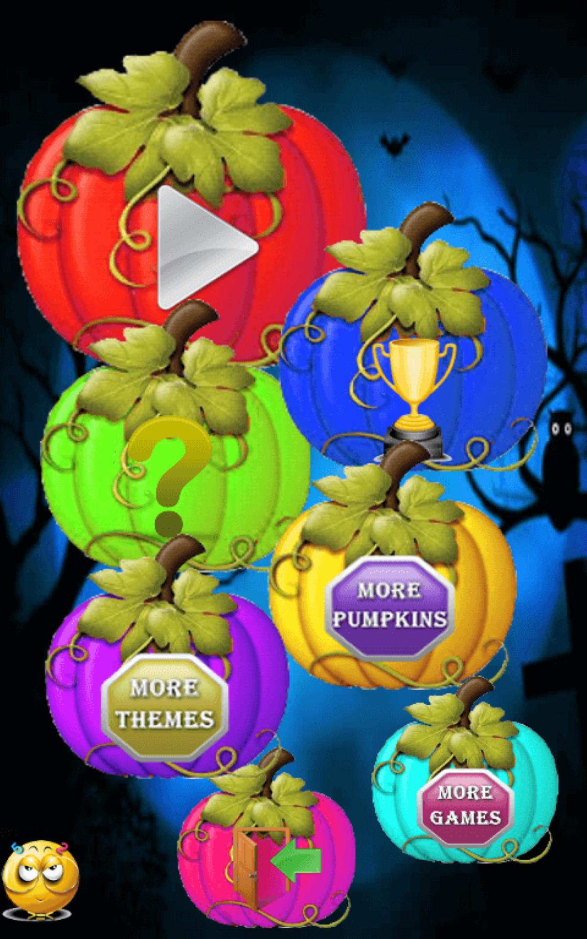 Pumpkin Burst - Halloween Game