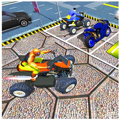 Quad Bike Games ATV Parking