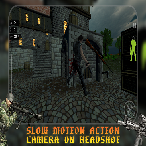 Shooting 3d Game - Sniper Shooter 3d