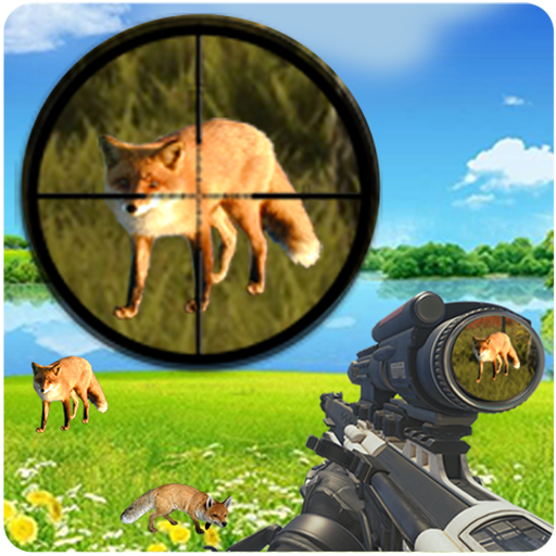 Sniper Fox Hunter 3D Jungle Adventures Game 2017