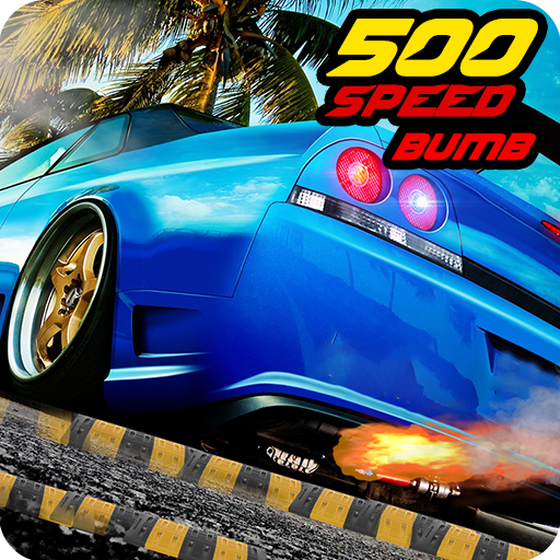 500+ Speed Bump: High Speed Car Test Drive