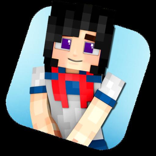 Anime Skins For Minecraft - Skin para minecraft pe vip