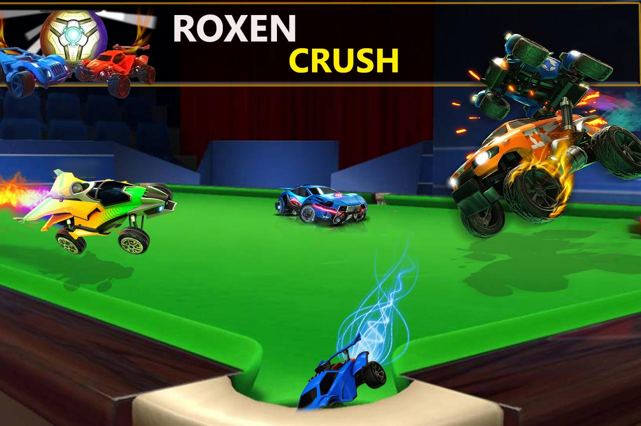 Billiards Pool Cars: Car Demolition Derby Games