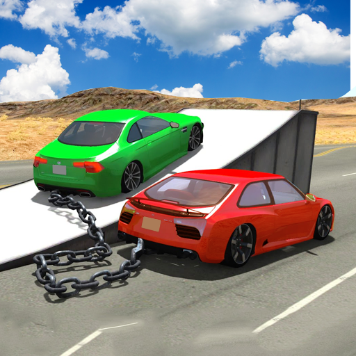 Chained Prado 3D: Cars Driver