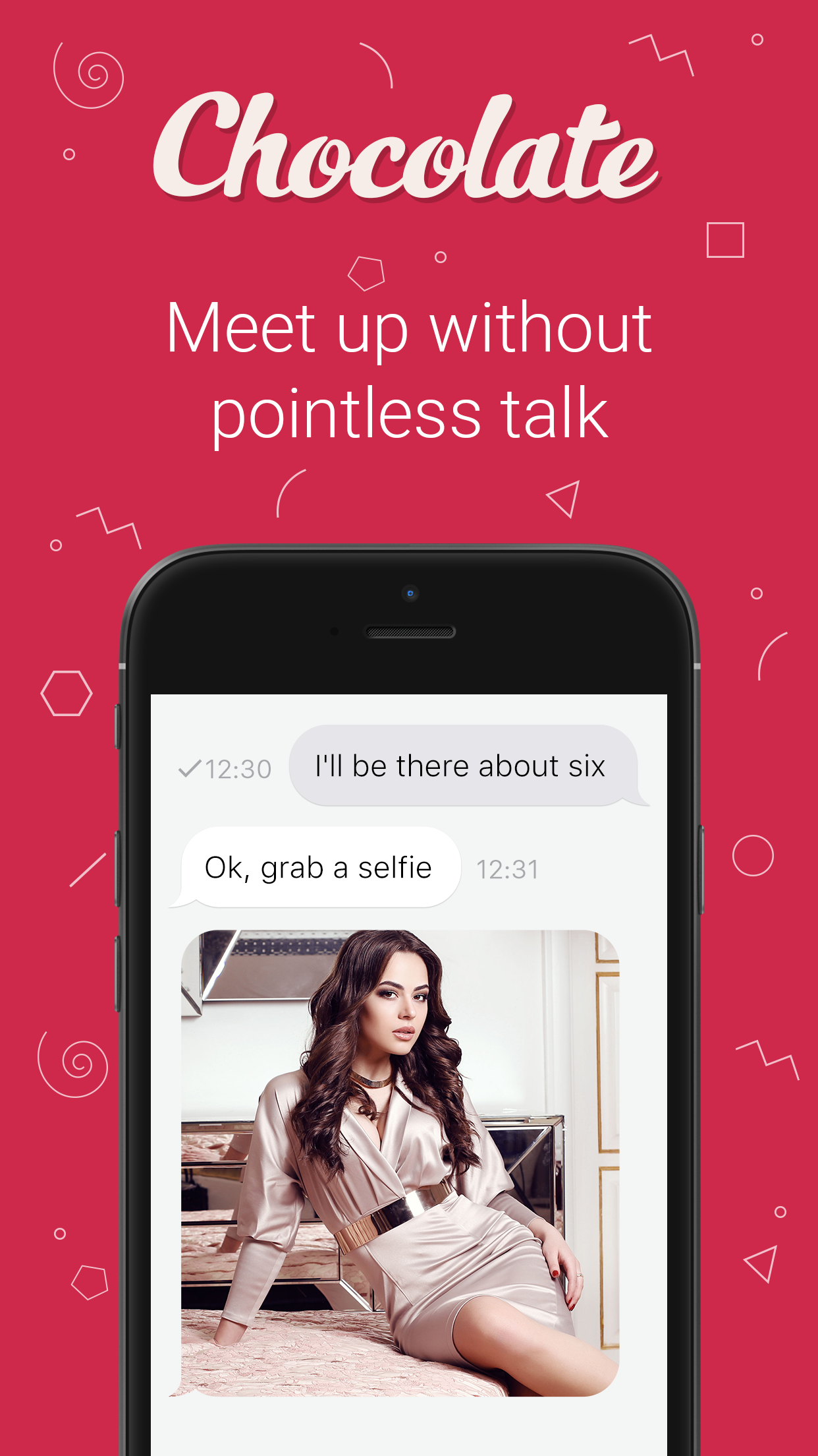 Chocolate: Online dating app for casual encounters