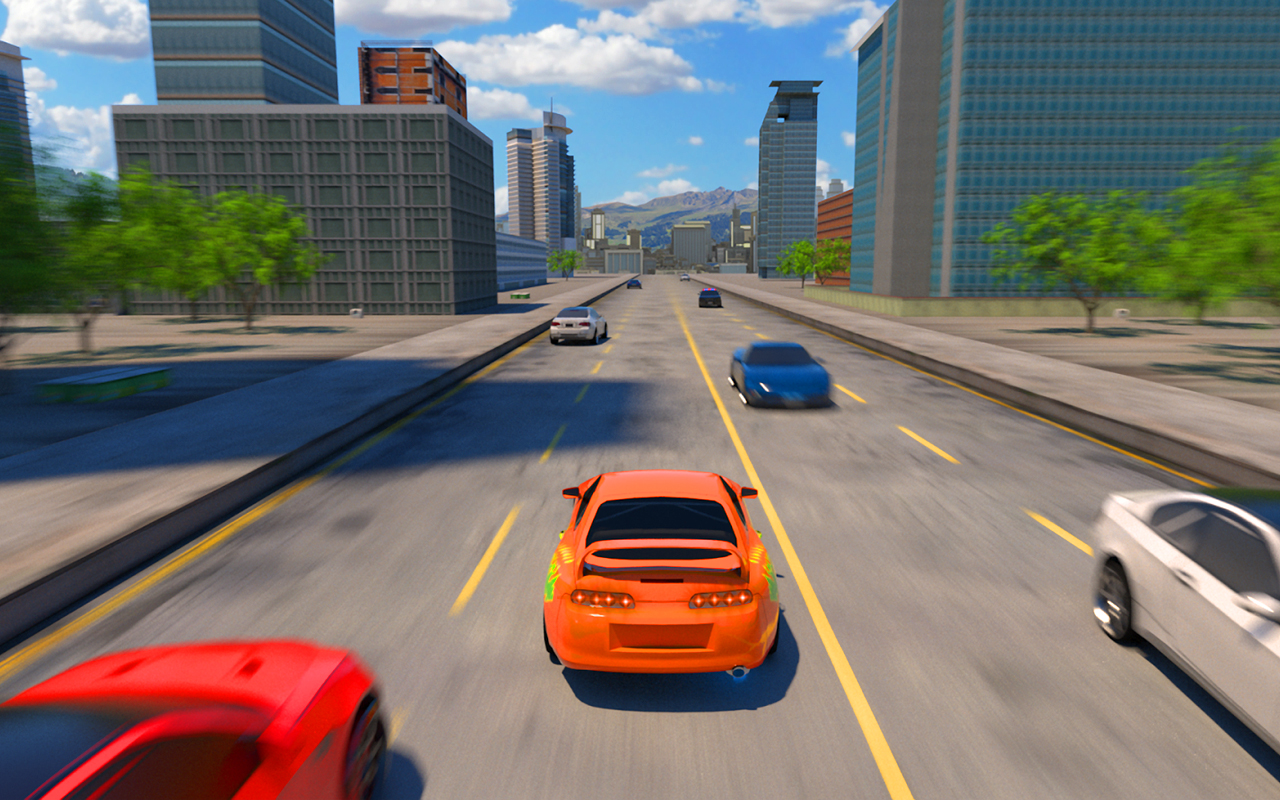 City Racing And Drifting Simulator