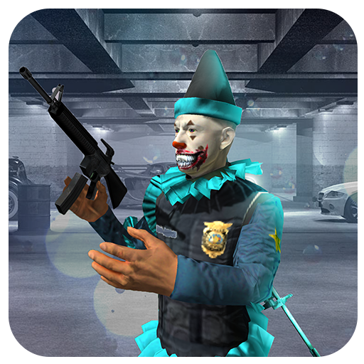 Clown Hero Heist City Bank Robbery