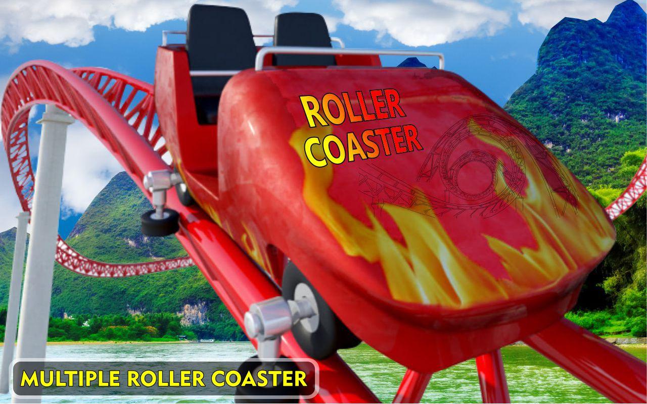Crazy Roller Coaster Ride NewYork