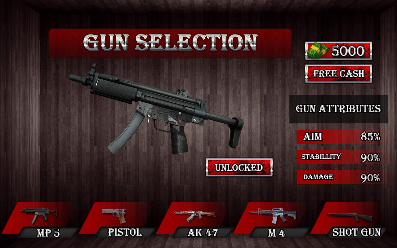 Expert Zombie Shooter 3D