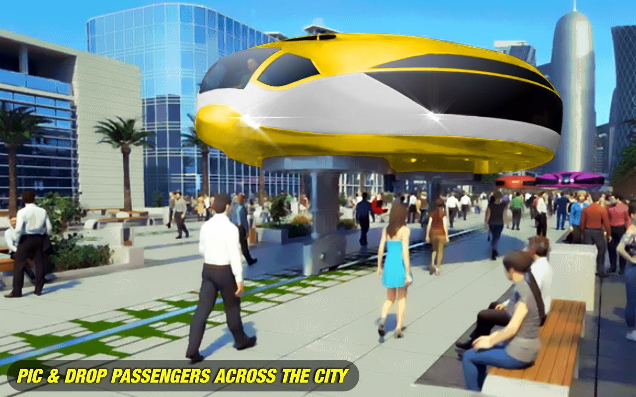 Gyroscopic Transport Of Future: Bus Driving