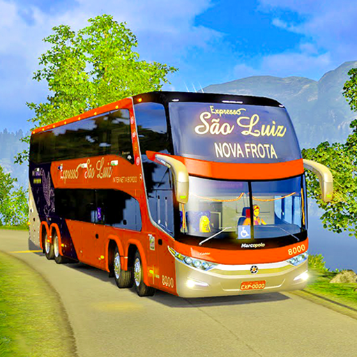 Luxury Tourist City Bus Driver