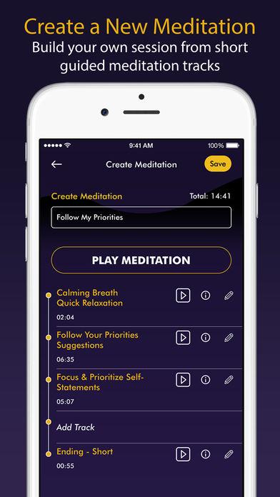 Meditable: Editable Meditation