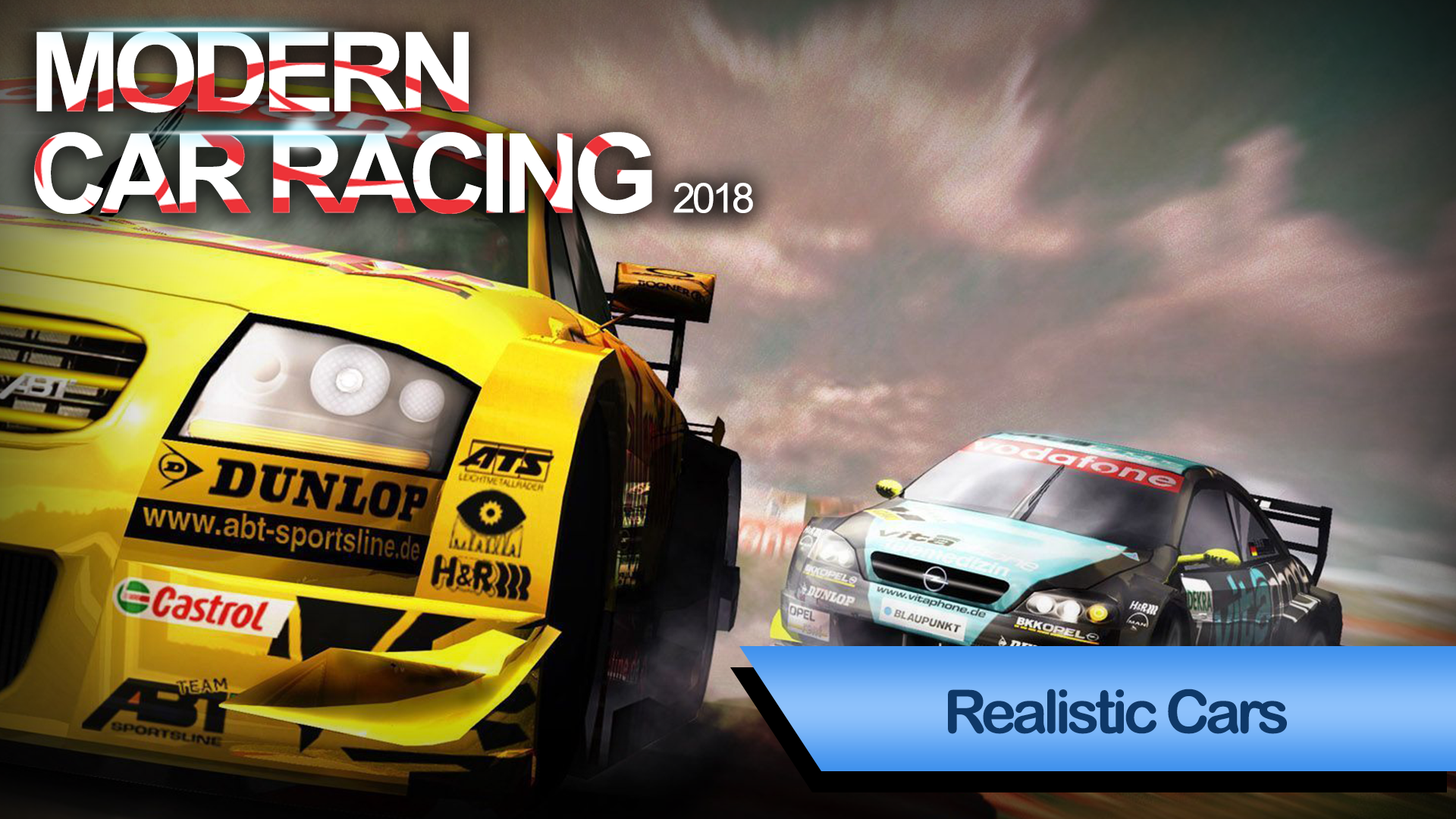 Modern Car Racing 2018