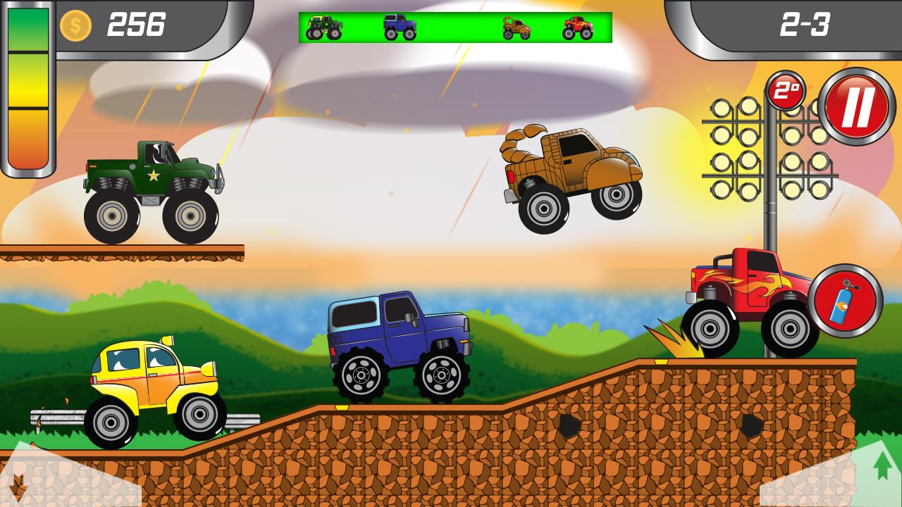 Monster Truck Offroad Championship