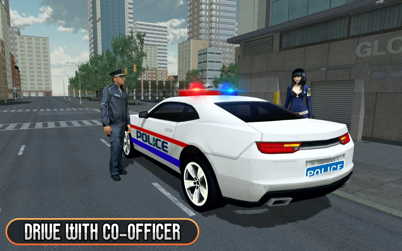 Police Car Driving Master - 3D