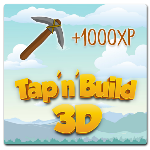 Tap 'n' Build 3D - Free Tap & Crafting Game