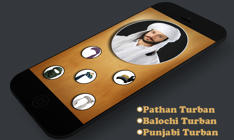 Turbans photo editor for pathan balochi & punjabi