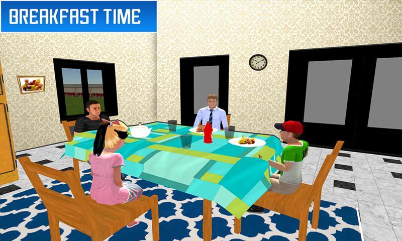 Virtual Brother Simulator : Family Fun