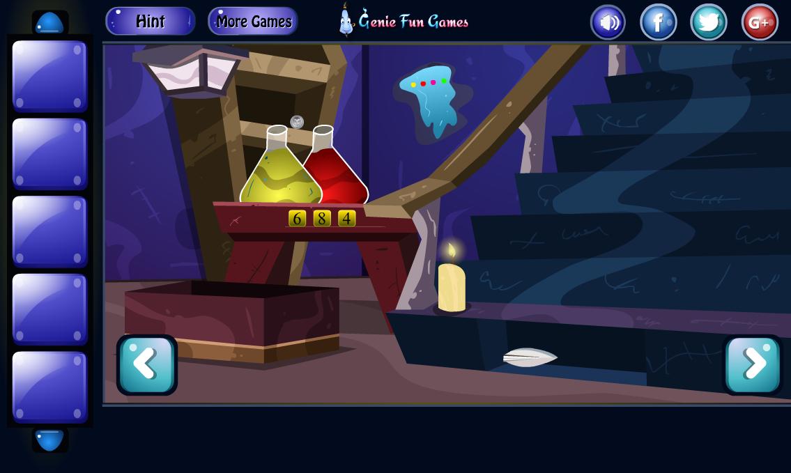 Dracula Fort Fantasy Escape