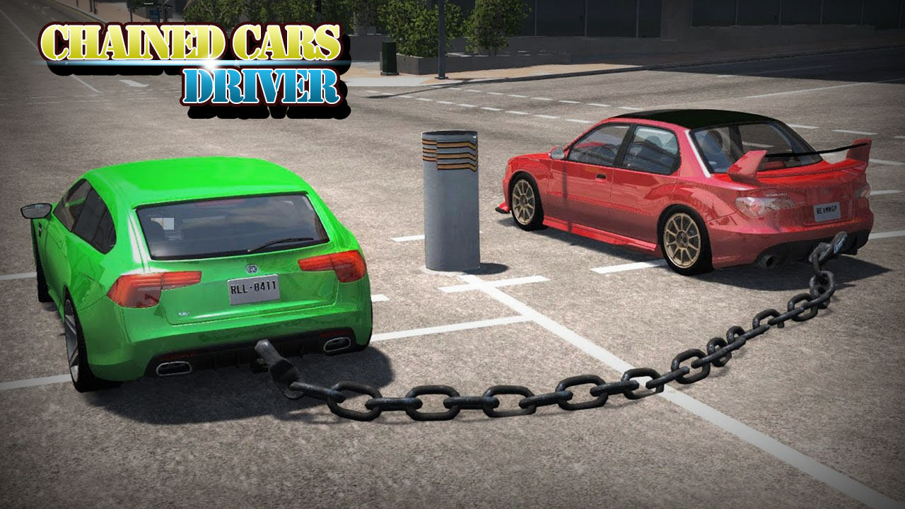 Extreme Chained Cars Driving Simulator