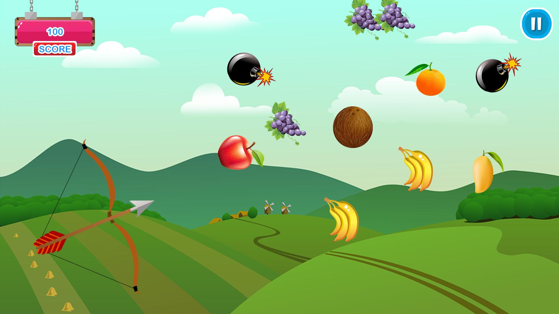 Fruit Shooter Archery