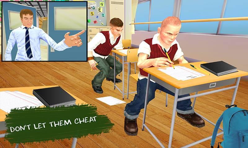 Good Teacher vs High School Gangster