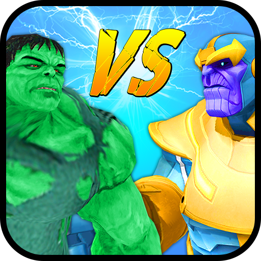 Monster Hero Vs Supervillain: Crime War