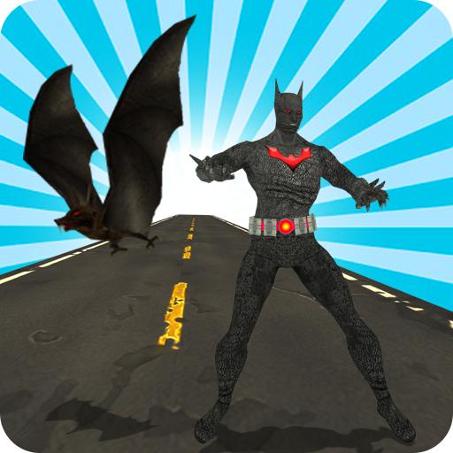 Multi Bat Hero vs city police