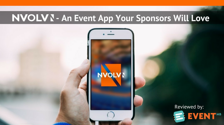 NVOLV- Mobile Event App