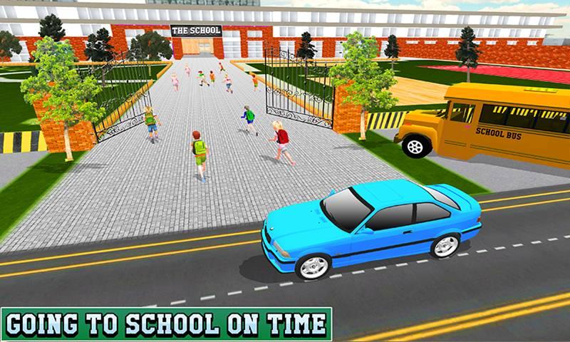 Preschool Kids Education Simulator