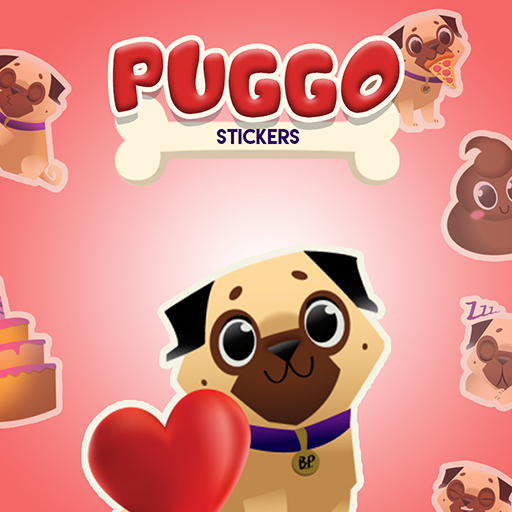 Puggo Stickers
